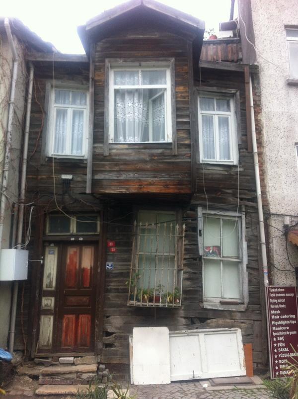 Стамбул красивые дома