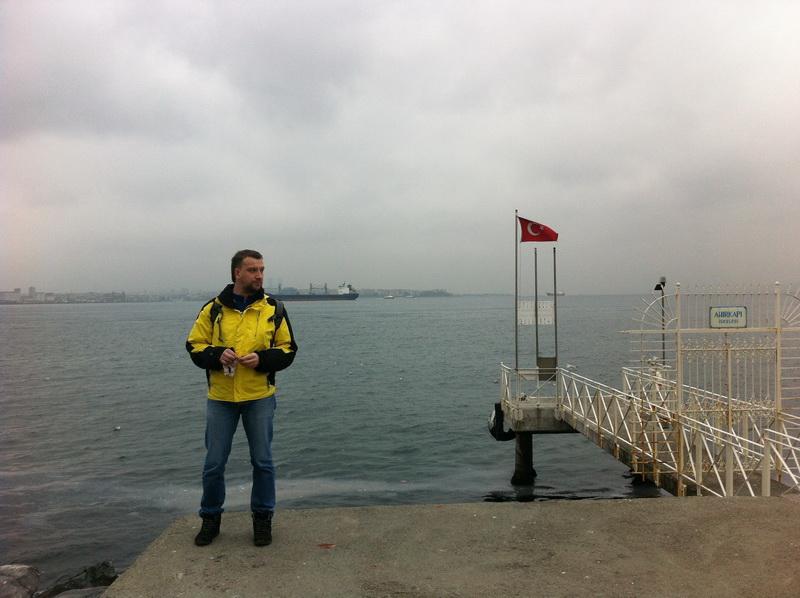 Стамбул Мраморное море
