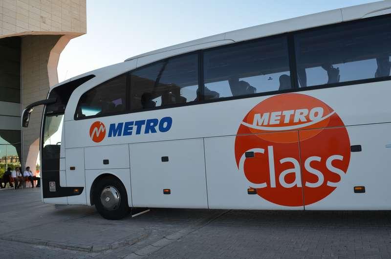 Стамбул метро автобус