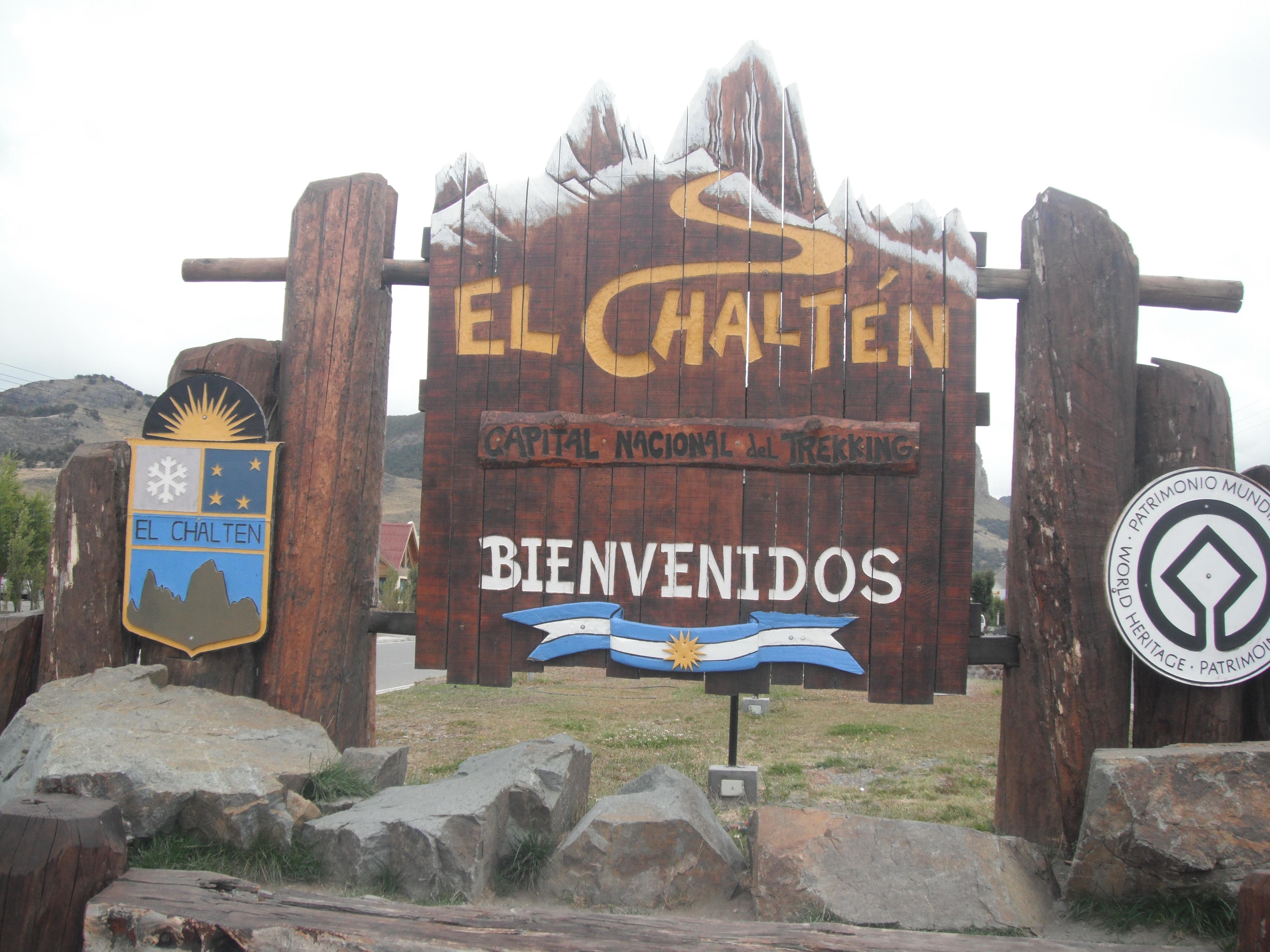 Аргентина. Пока, Чальтен! 28.02.2012