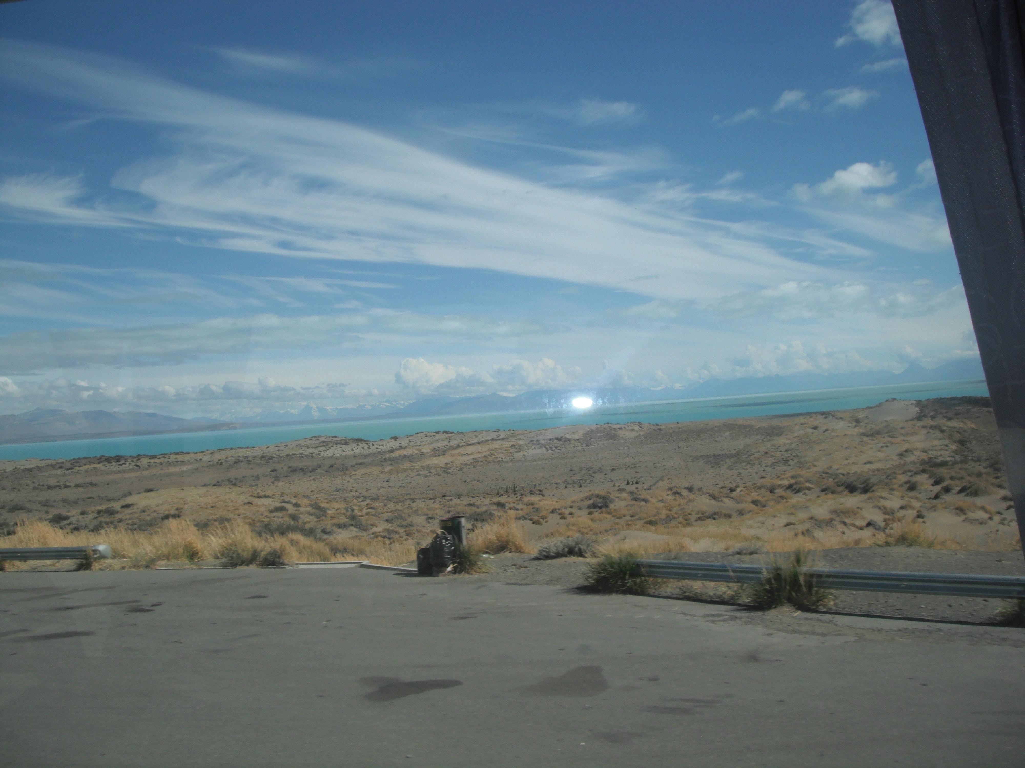 Аргентина, Патагония.Озеро Вьедма28.02.2012