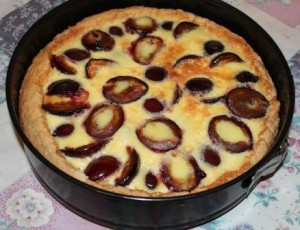 Пирог в форме_готовый