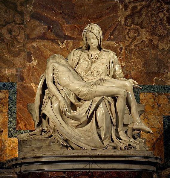 000. Michelangelo 1