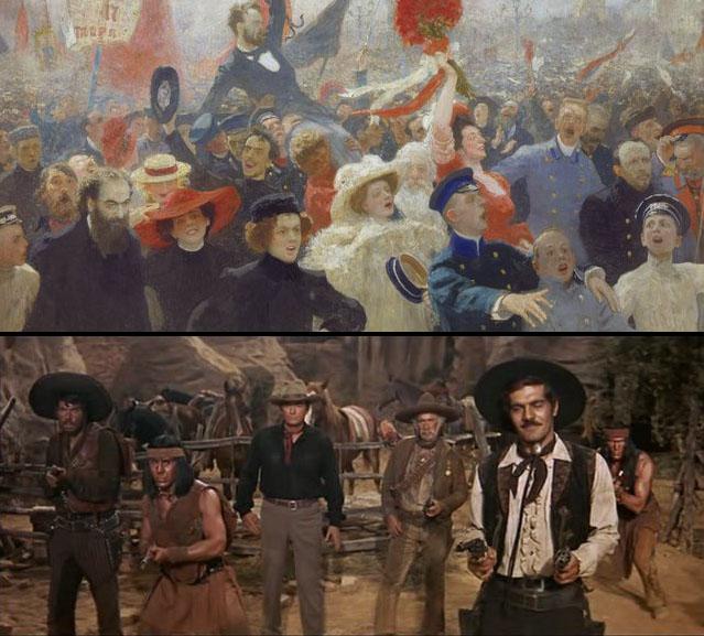 Революционеры или бандиты