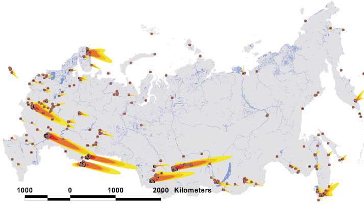 Ядерные бомбардировки