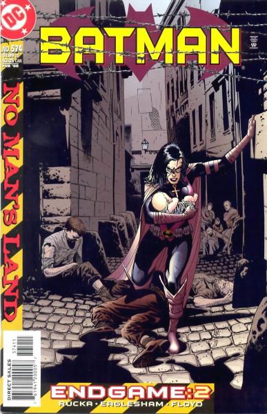 Batman - No Man's Land #84 - Page 1