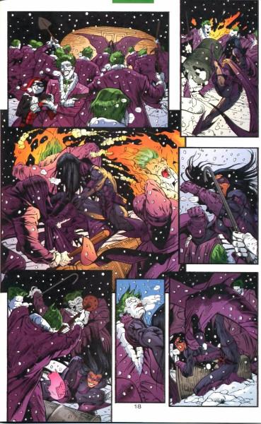 Batman - No Man's Land #84 - Page 21