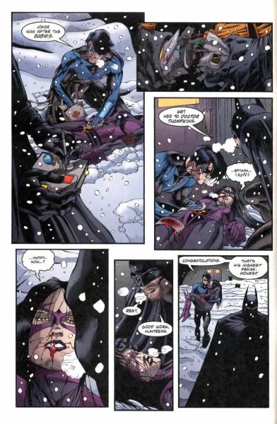 Batman - No Man's Land #85 - Page 5