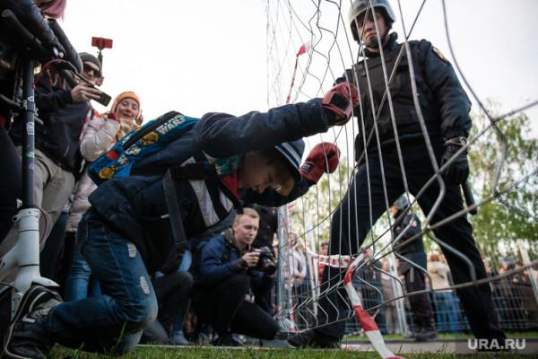 Митинги в Екатеринбурге будут бесконечными. И дело совсем не в храме 1