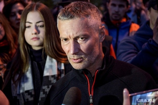 Митинги в Екатеринбурге будут бесконечными. И дело совсем не в храме 2