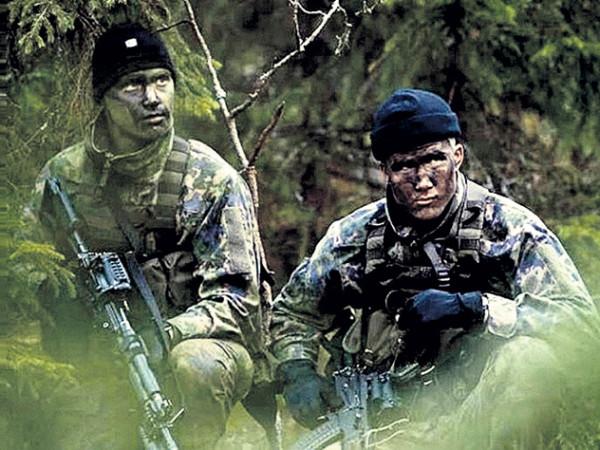 Украина создала бригаду для войны с Белоруссией 3