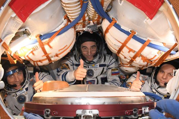 На МКС разделили воздух для россиян и американцев 1