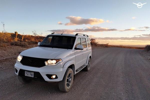 Появление автомобилей УАЗ в США вызвало бурю в Сети