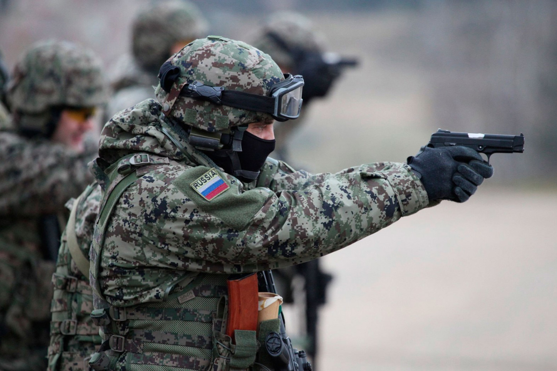 Президент Трамп нанял для своей охраны 370 элитных военнослужащих из России ttaa4