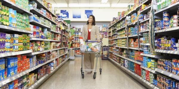 супермаркет в Италии