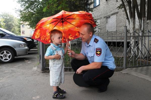 Как ставят на учет в полиции