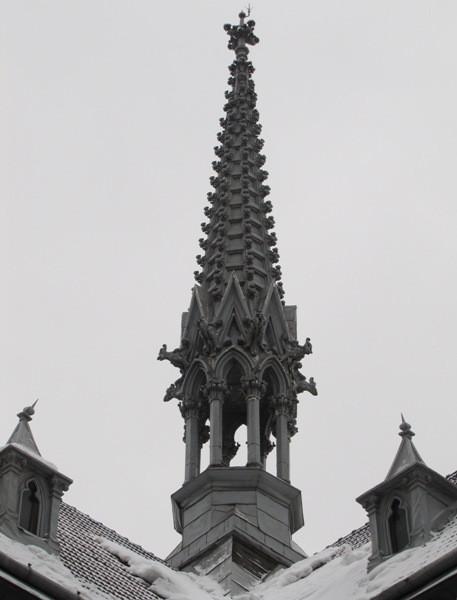 Николаевский костел, Костел Святого Николая, Киев, фото