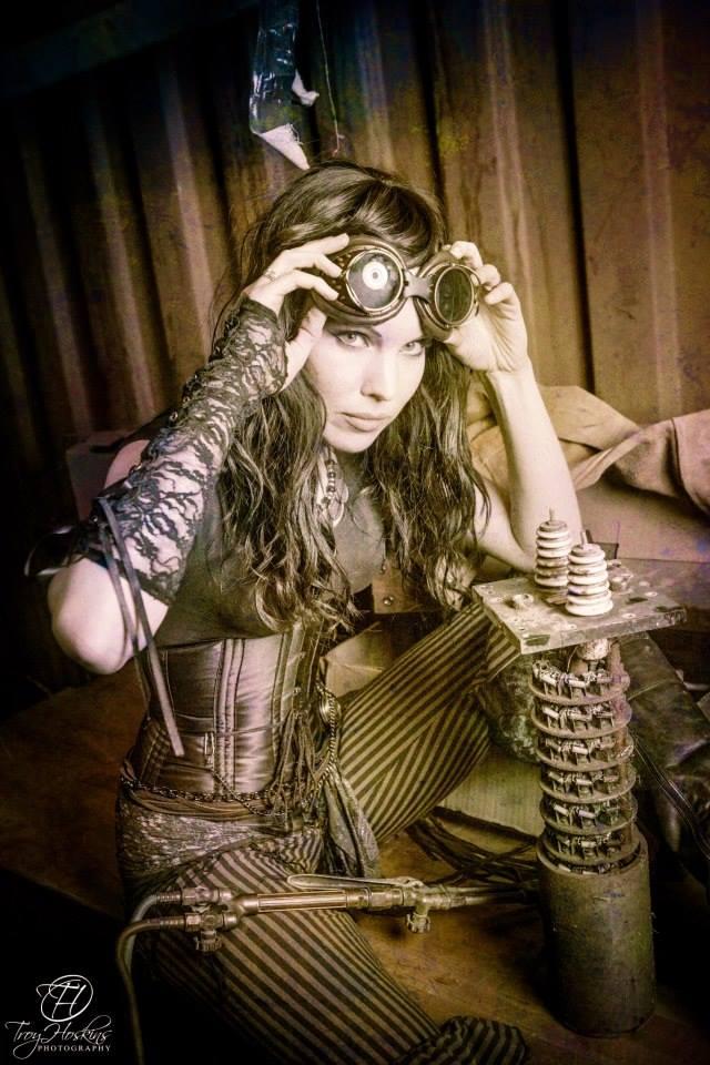 Steampunk-девушка-1746968