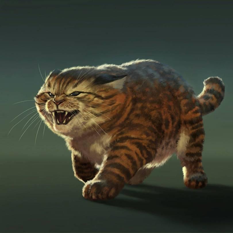 BMacSmith-animal-art-красивые-картинки-котэ-2295500