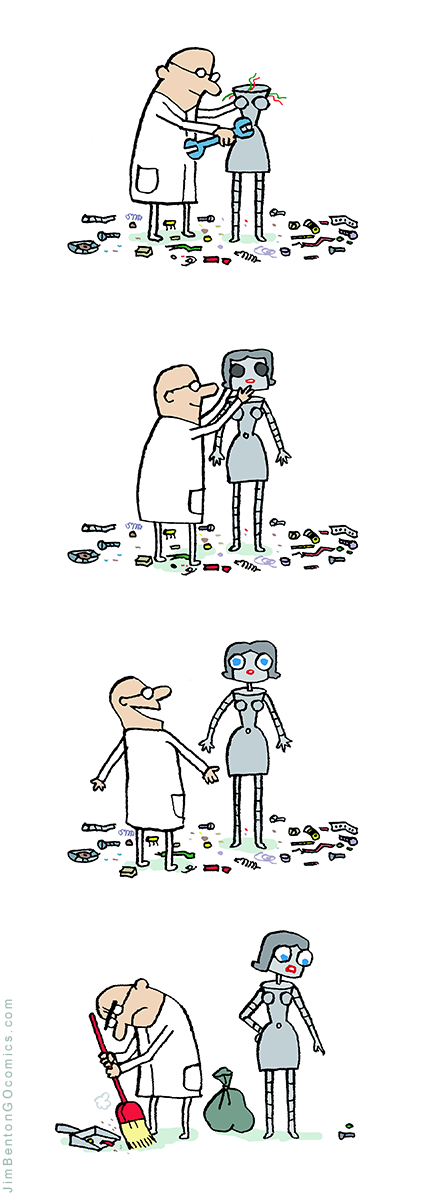 Jim-Benton-Комиксы-2413266