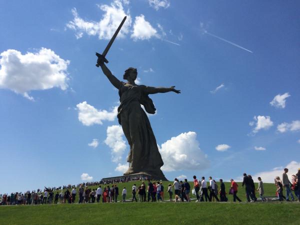 Поехали в Волгоград!