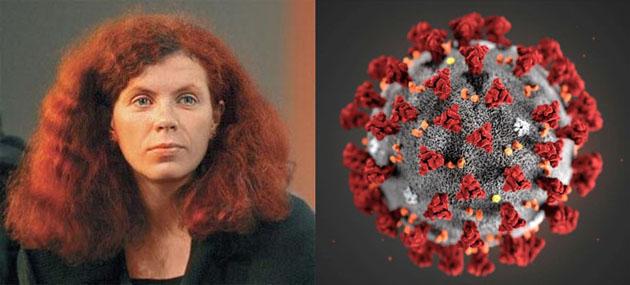 Латынина и коронавирус