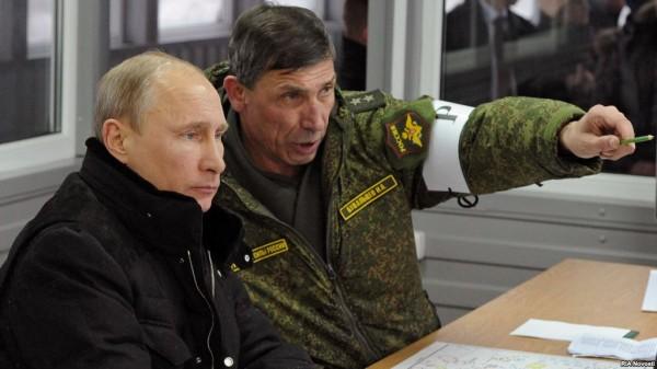 Путин_учения
