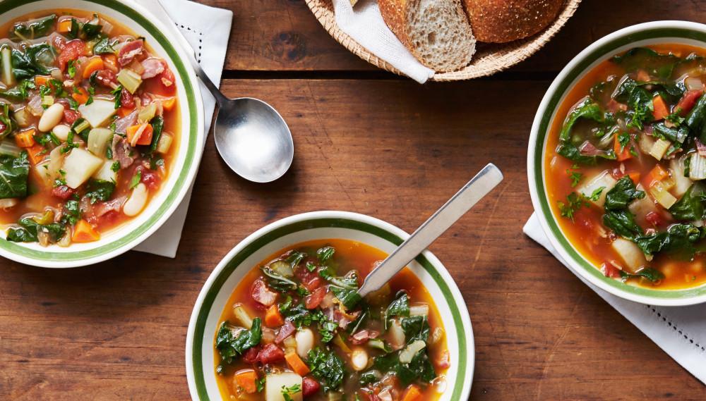 Согревающие супы, которые стоит приготовить в холодное время года