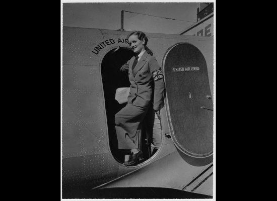 история униформы стюардесс
