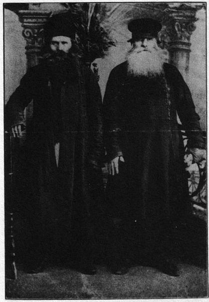 молоканские старейшины (фото из Википедии)