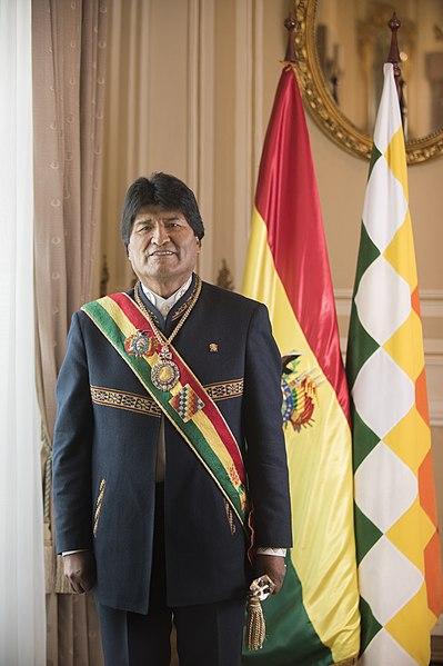 Хуан Эво Моралес Айма