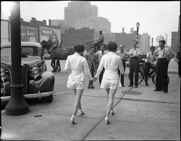 Toronto shorts 1937
