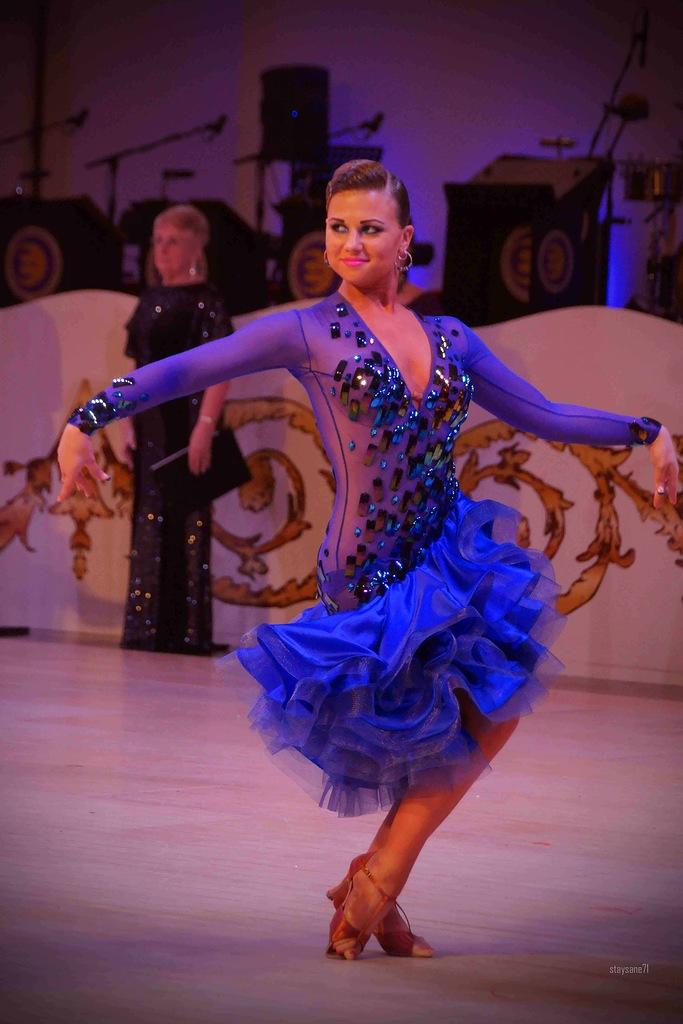 Международный фестиваль танца в Блэкпуле 2014