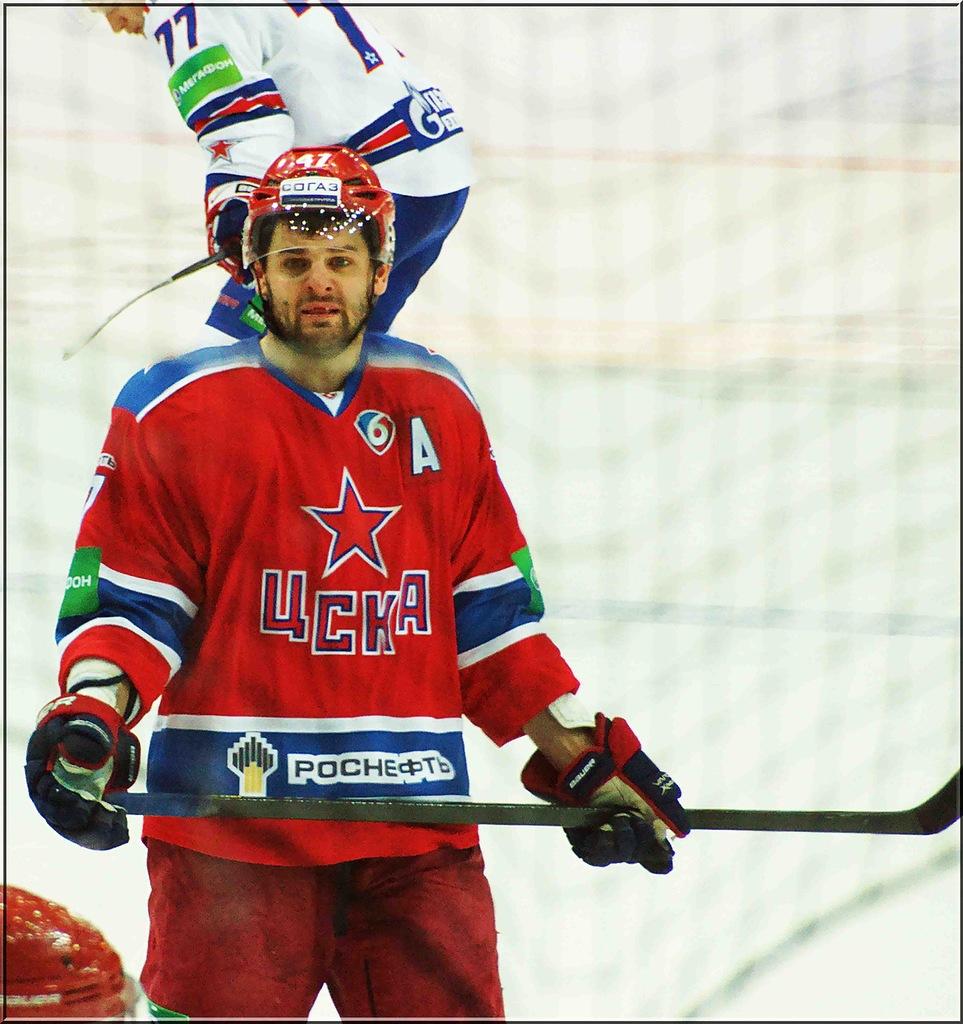 ЦСКА Москва 2 : 0 СКА Питер, 10.12.2013