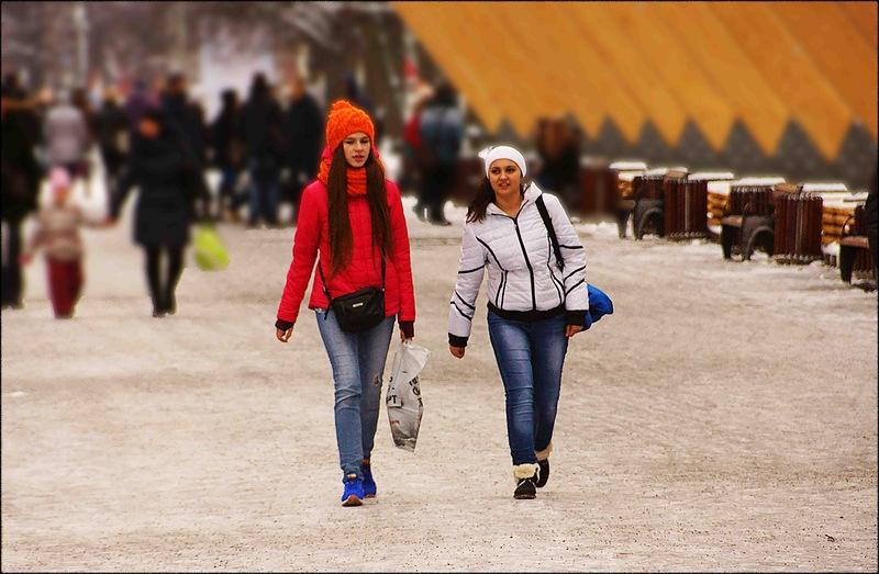 Москва, Декабрь 2013