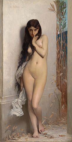 243px-JULES_LEFEBVRE_-_La_Cigarra_(National_Gallery_of_Victoria,_Melbourne,_1872._Óleo_sobre_lienzo,_186.7_x_123.8_cm)