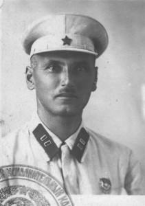 Сын эмира Бухары - Олимов