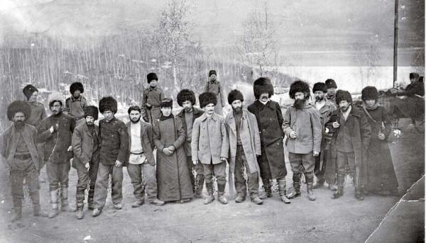 Кавказские большевики на каторге