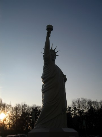 Lady Liberty, Jr.