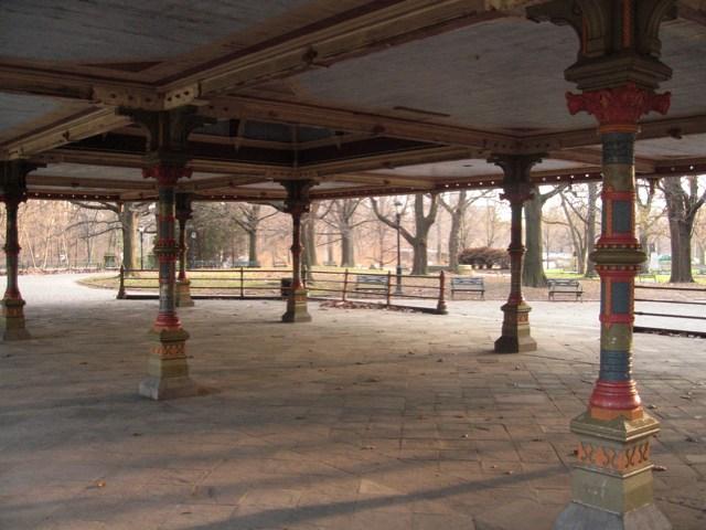 The Oriental Pavilion