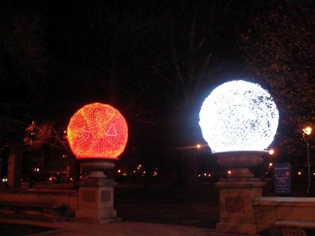 Park Circle (Prospect Park Southwest and Parkside Avenue)