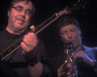 Tony Trischka and Bill Evans