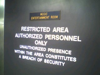 Music Entertainment Room
