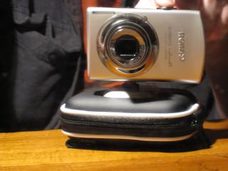 New camera, by new camera