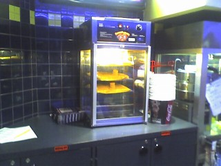 Hot Cheese Bottle