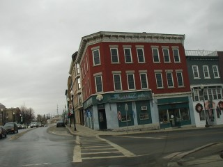 Downtown Plattsburgh