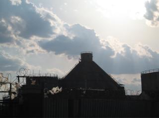 Revere Sugar Factory