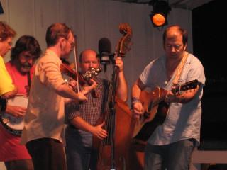The Bluegrass Dukes