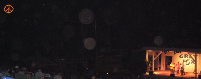 Moon Over Grey Fox