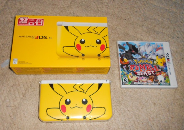 pika 3ds
